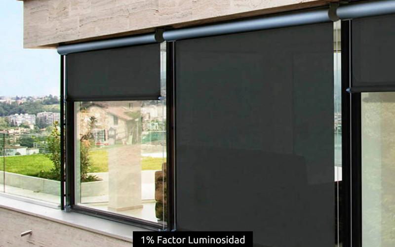 1% Factor luminosidad screen