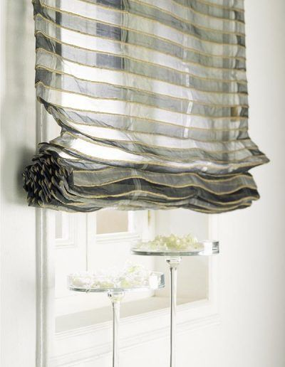 roman blinds linnen