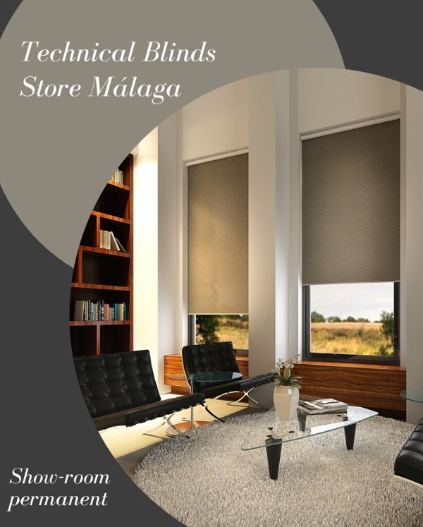 Technical Blinds Store Malaga
