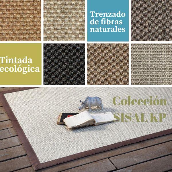 alfombra de sisal