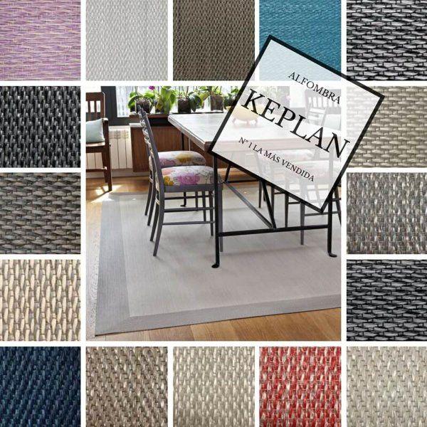 alfombra KEPLAN