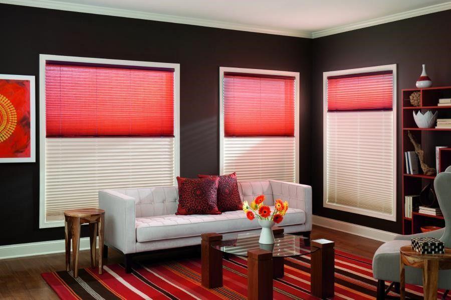cortina plisada duo noche y dia