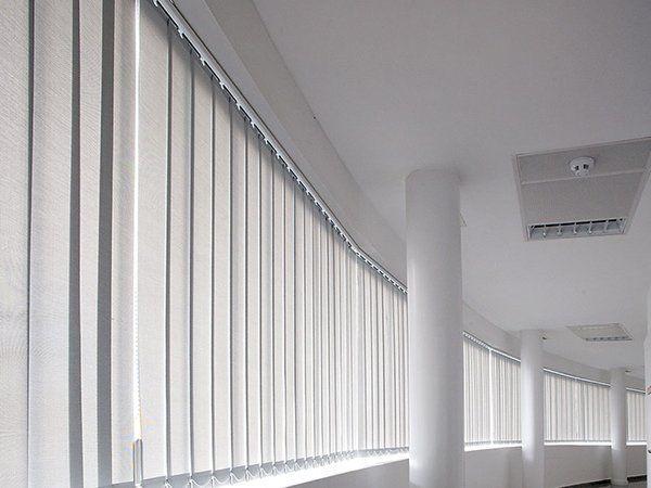 cortinas verticales ventanas pequeñas