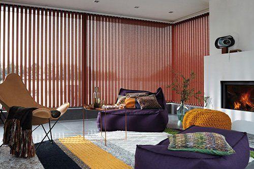verticales color madera