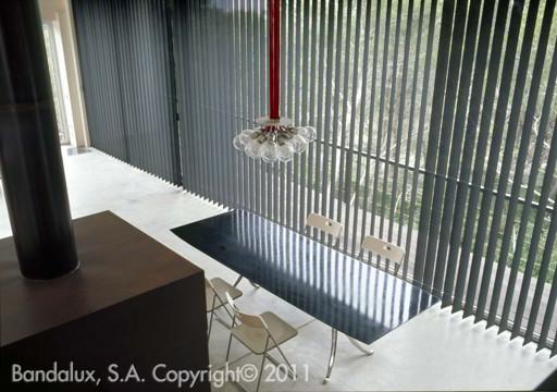 cortinas verticales bandalux