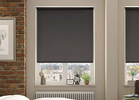 blackout blinds room