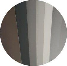 slats aluminium black
