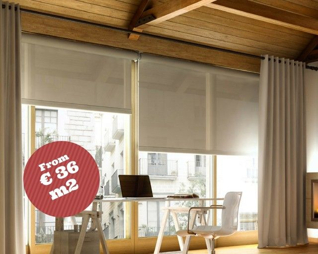 roller blinds offer in malaga