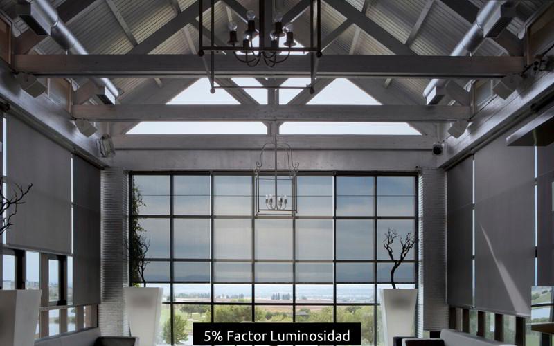 5% factor luminosidad screen