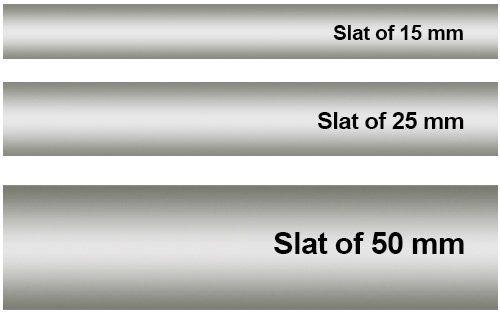 width of aluminum sheet