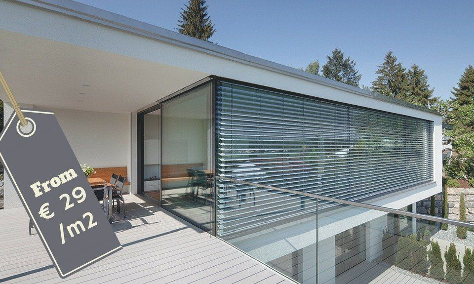 venetian aluminiun blinds