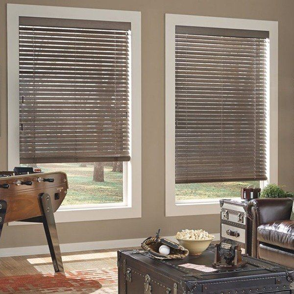 wooden blinds wengue