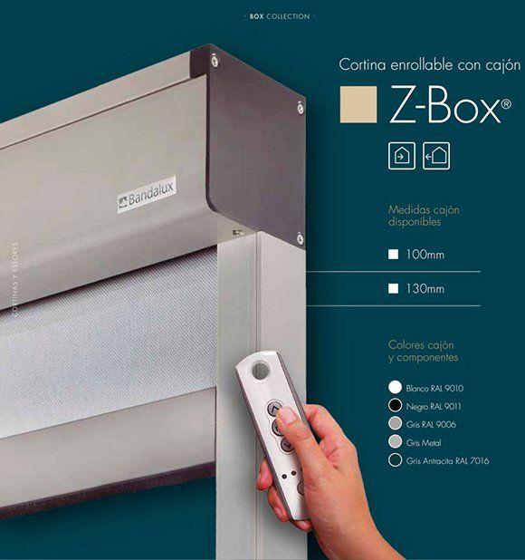 Z-BOX ESTORES CON CAJON